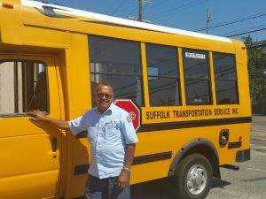 Manny Vargas, School Bus Driver — TWU Local 252