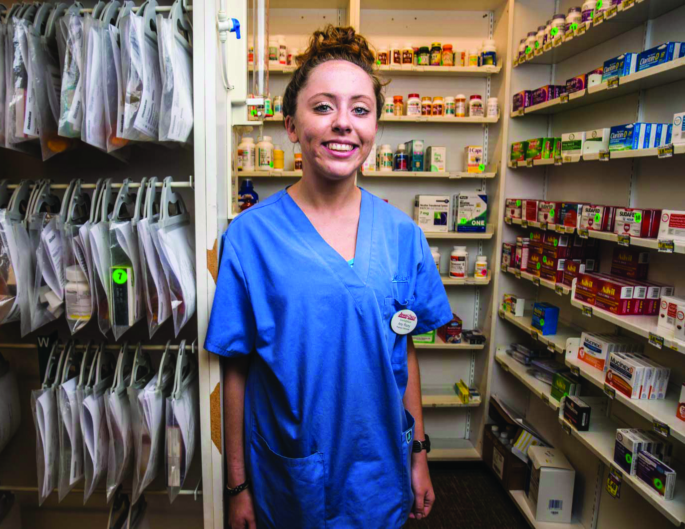 Walk in My Shoes -- Amy Rozny, UFCW Local 881--Pharmacy Technician